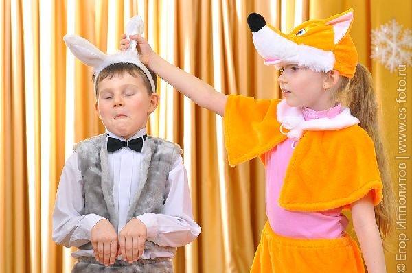 сценарий на новый год для детей 3-4 лет в детском саду с бабой ягой