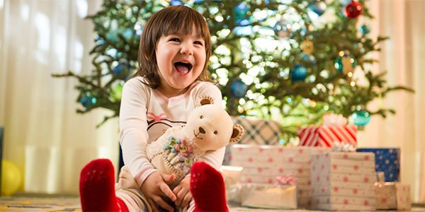 Возраст детей на новогодние подарки 146