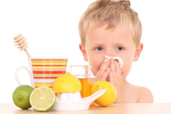 Вылечить ребенка от гриппа в домашних условиях