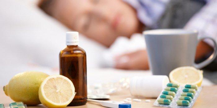 Как и чем вылечить грипп в домашних условиях 319