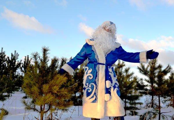 Как можно сделать костюм деда мороза своими руками 76