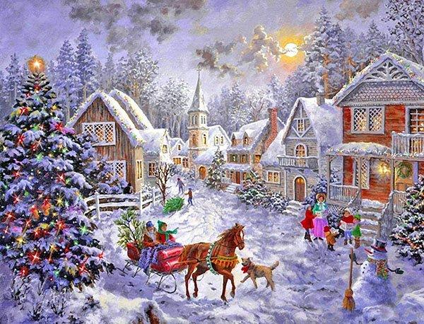 Православные подарки детям на рождество