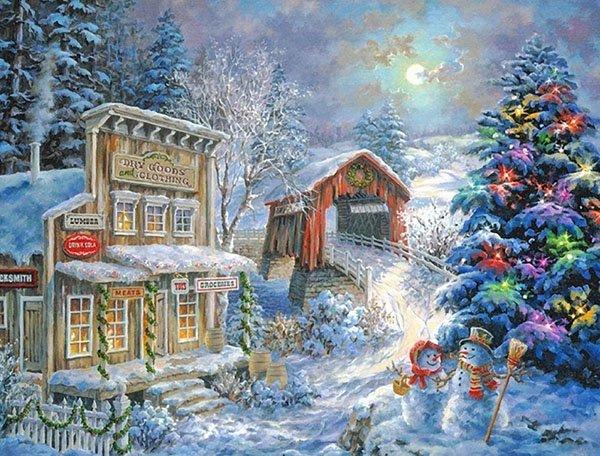 Стих подарки на рождество
