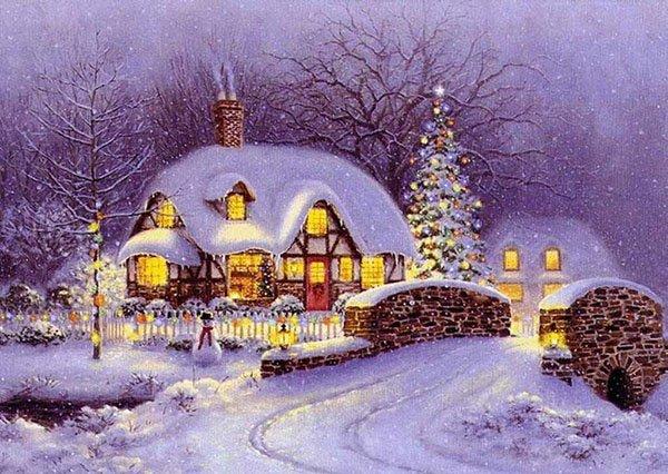 стихи классиков о рождестве