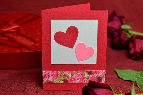Подарок на 14 февраля своими руками с детьми где купить в цветы хризантему мультифлора на посадку