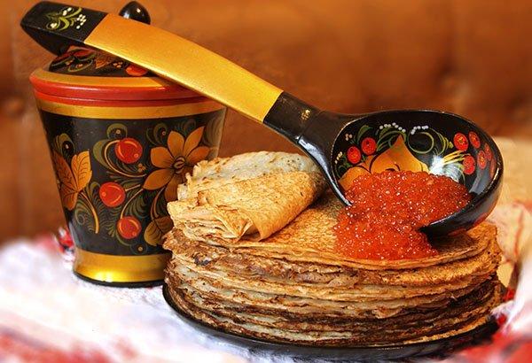Рецепт блинов на масленицу с фото пошагово