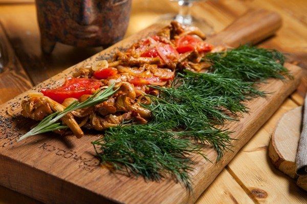 Блюда в мультиварке вегетарианские