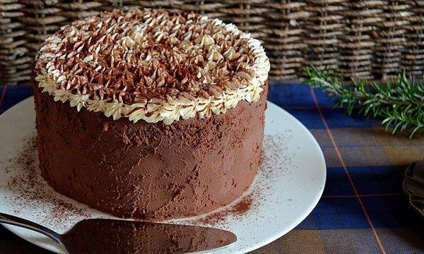 как приготовить бисквитный торт к 8 марта