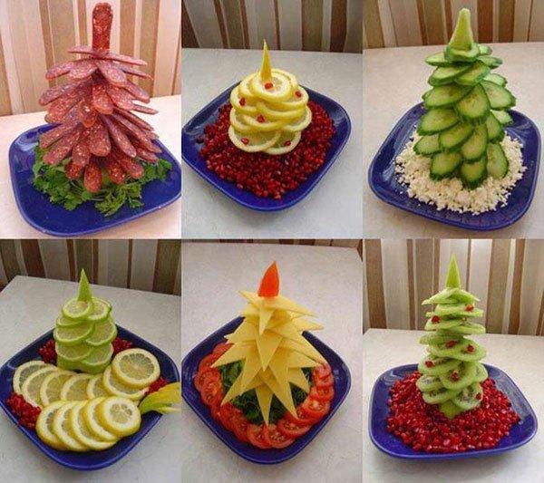 Блюда на новый год для ребенка