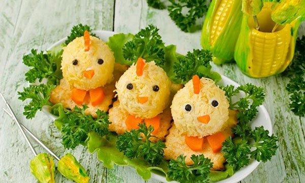Украшения для салатов из овощей фото своими руками фото 725