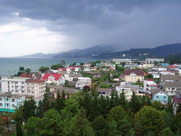 Погода в приморском крае в г дальнегорске