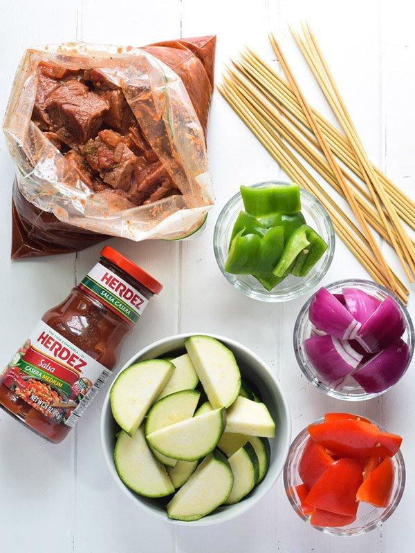 рецепт приготовления шашлыка из баранины с уксусом