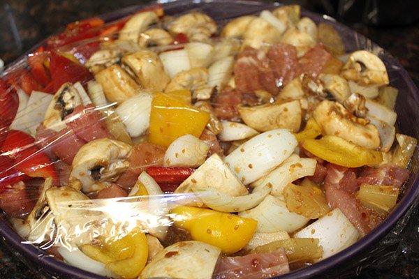 рецепты приготовления шашлыка из свинины видео рецепт #11