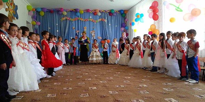 Поздравления родителями воспитателей на выпускном в детском саду 875