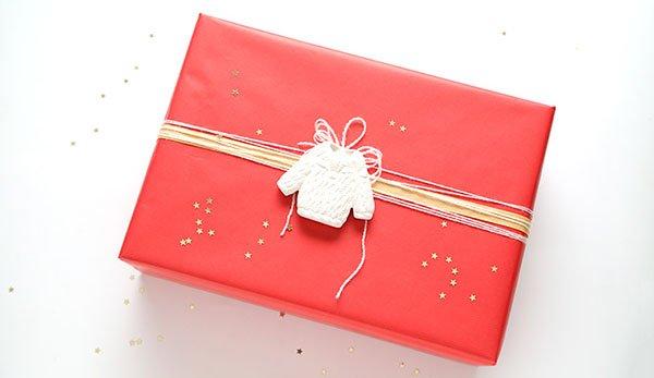 Как упаковать подарок пошаговое 73