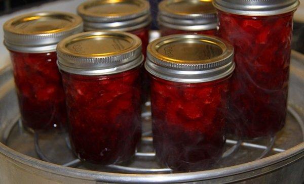 Клубничный джем рецепт вкусный густой на зиму в мультиварке