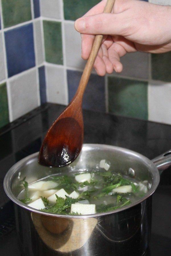 рецепт супа без мяса рецепт с фото