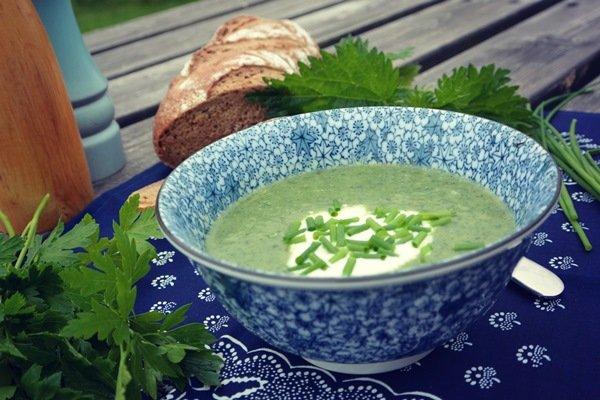 рецепт супа за 5 минут без мяса