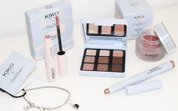 Техника естественного макияжа с новинками Kiko Milano Less is Better