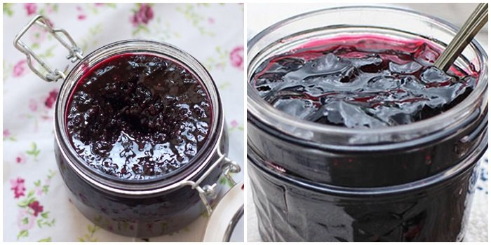 Желе из черной смородины на зиму — пошаговые рецепты с фото