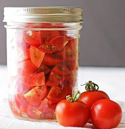 салат из помидор на зиму рецепты с фото