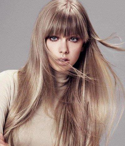 цвет волос пепельно-золотистый фото