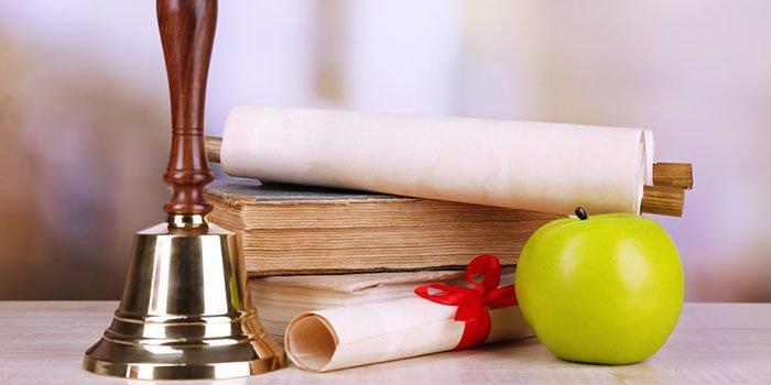 Поздравления от директора учителям с 1 сентября