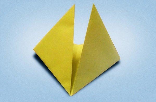 Бумажная хлопушка из бумаги 625