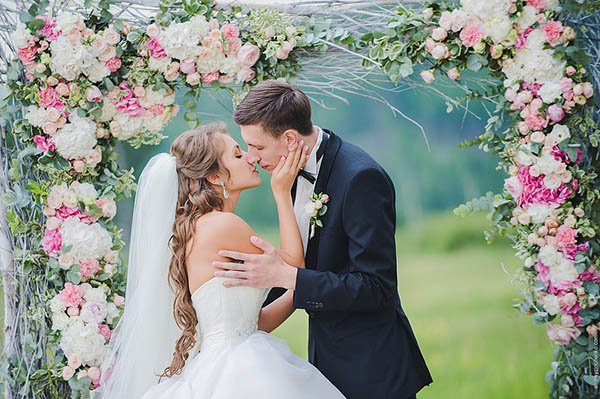свадьба под знаком водолея