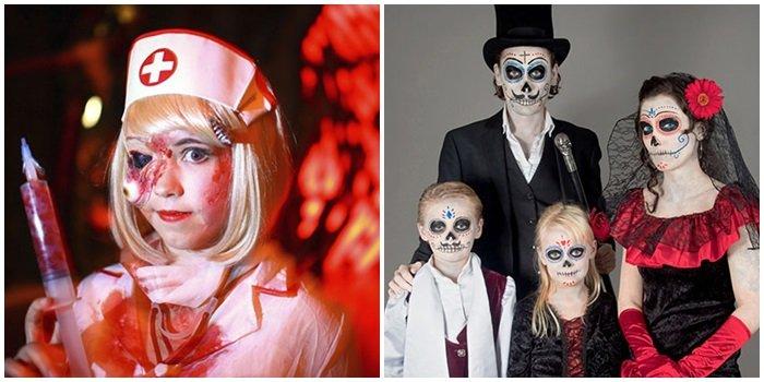 Как сделать костюм на Хэллоуин для девочки 10-12 лет и ... - photo#26