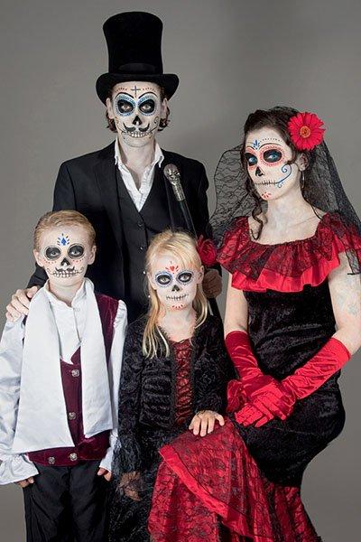 Как сделать костюм на Хэллоуин для девочки 10-12 лет и ... - photo#43