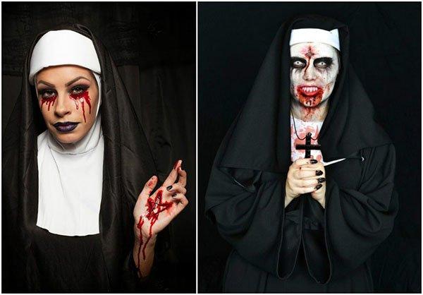 Злые и распутные монашки