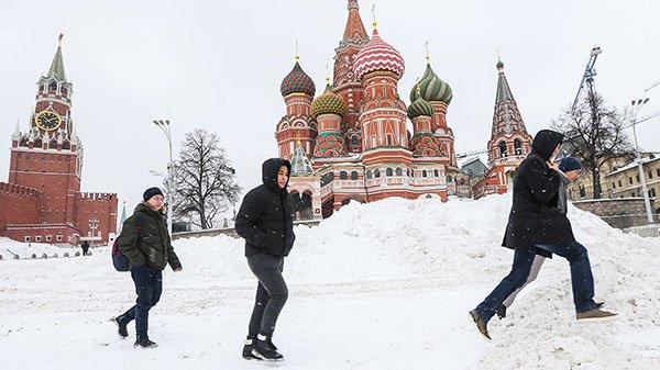 Какой будет зима 2018 в России. Прогноз погоды