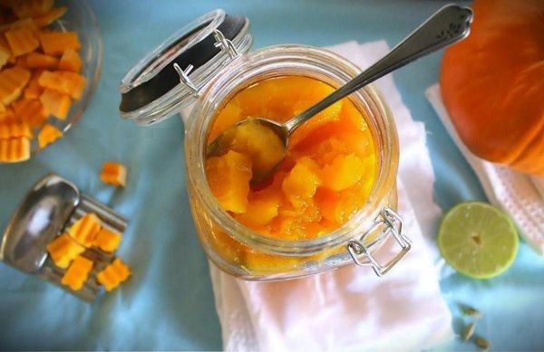 Варенье из тыквы через мясорубку с лимоном рецепт пошагово 82