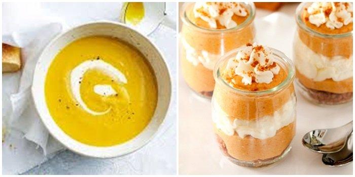 Суп пюре из тыквы с сельдереем рецепт 4