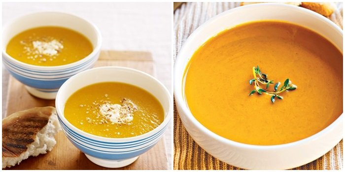 Суп пюре из тыквы в мультиварке рецепты пошагового