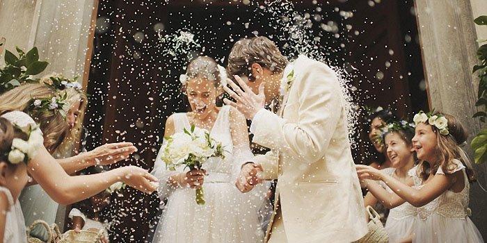 Хорошие приметы на свадьбу