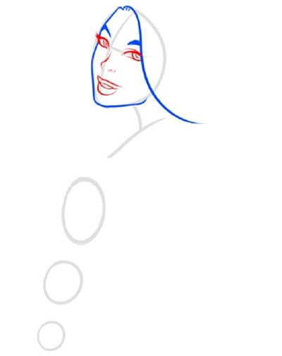 Фото как нарисовать розу на