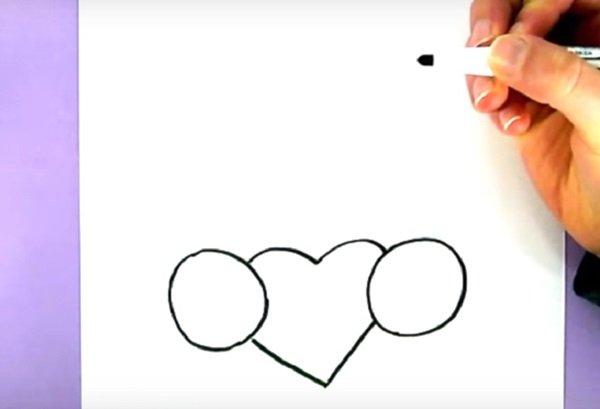 Нарисовать панду своими руками фото 935