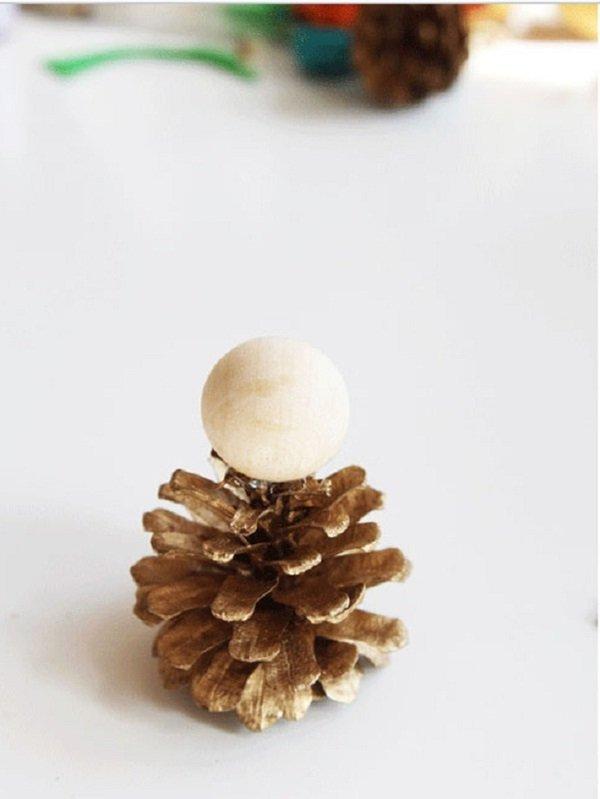 Дед мороз из соленого теста пошагово с
