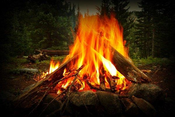 Что вы делали с огнем