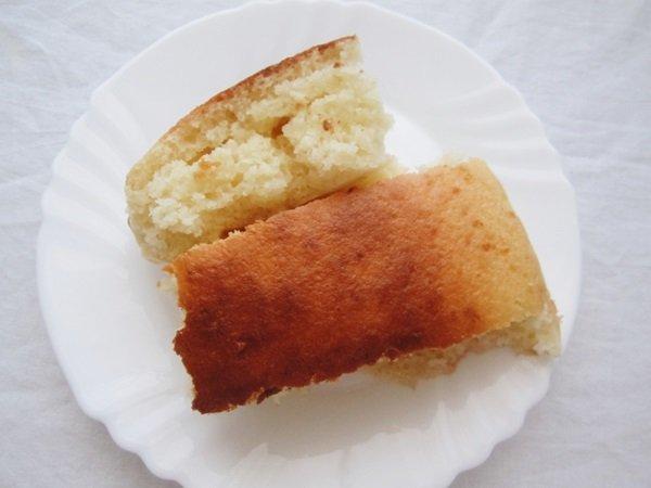 Манник на кефире без соды пошаговый рецепт