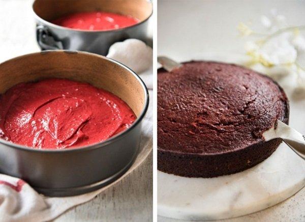 рецепт торта красный бархат от юлии высоцкой