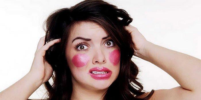 5 ошибок макияжа, которые делают почти все: проверьте себя!