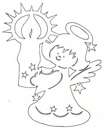 Ангелочки картинки нарисованные
