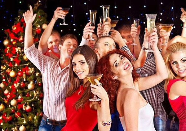 Сценарий нового года для корпоративов