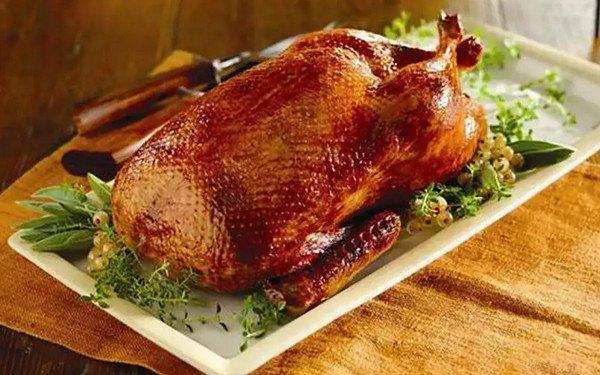рецепт утки в духовке с фото по пекински