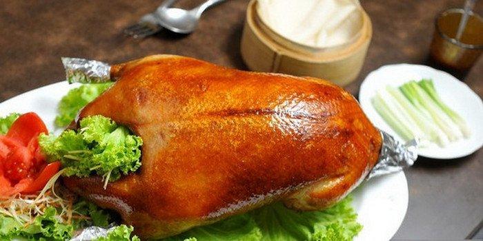 рецепт жареной утки в духовке
