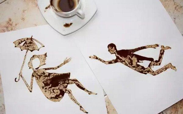 Гадание на кофейной гуще картинки с толкованием