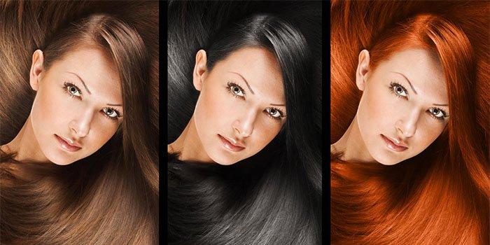 Как понять какой цвет волос вам подходит